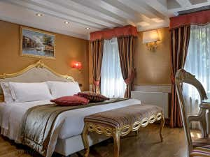 Olimpia Best Western in Venice Italy