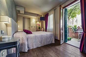 Réservation Hôtel à Venise : Locanda Fiorita