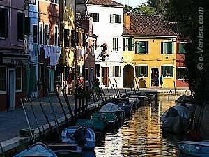 Nurano île de Venise