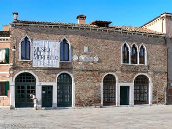 Musée de la Dentelle de l'île de Burano à Venise