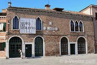 Burano, le musée de la Dentelle