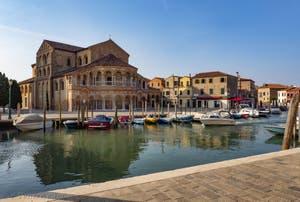 Basilique dei Santi Maria e Donato, Saint-Donat sur l'île de Murano à Venise