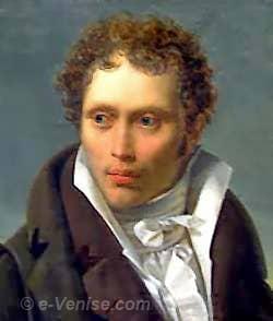 Portrait d'Arthur Schopenhauer