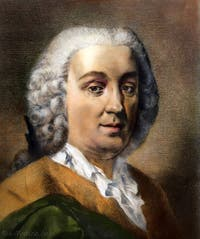 Portrait de Carlo Goldoni par Granger