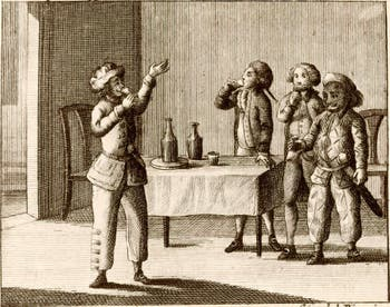 Carlo Goldoni, La Bottega del Caffè