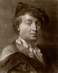 Portrait de Carlo Goldoni par Piazzetta Pitteri