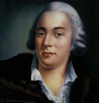 Portrait de Giacomo Casanova