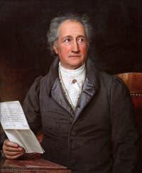 Johann Wolfgang von Goethe par Joseph Karl Stieler en 1828