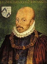 Portrait de Michel Eyquem de Montaigne