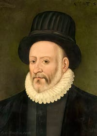 Portrait de Michel de Montaigne