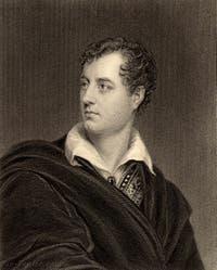 Portrait de Lord Byron