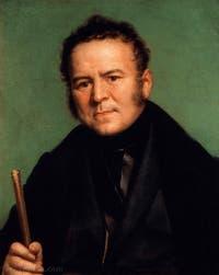 Portrait de Stendhal