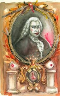 Gorgio Zorzi Baffo par Michèle Teysseyre
