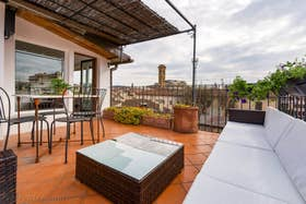 Location Appartement à Florence : Ghirlandaio Terrasse