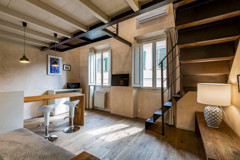 Location Lorenzo Novella Loft à Florence