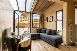 Location Appartement Lorenzo Novella Terrasse à Florence en Italie