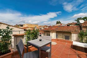 Location Appartement à Florence : Ognissanti Terrasse