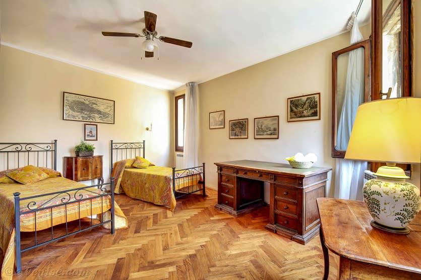 Location Palazzetto Bernardo à Venise, la seconde chambre