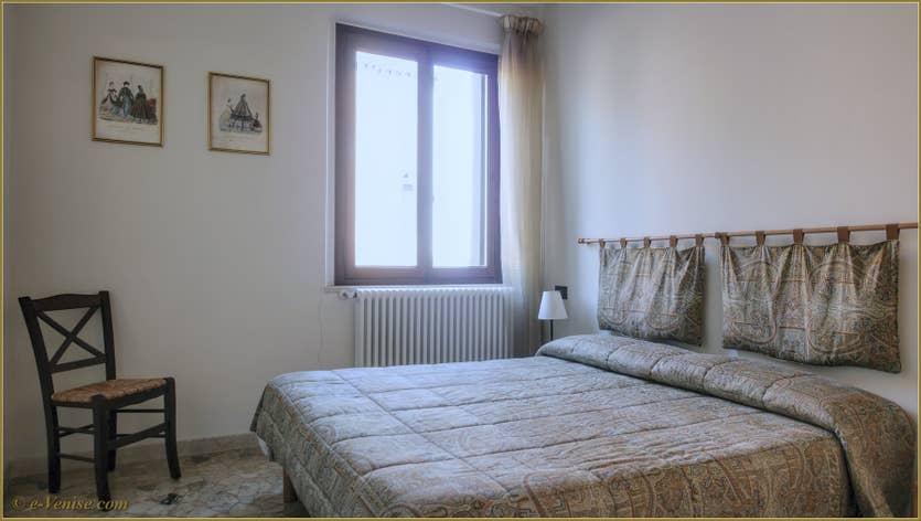 Location Ca' Colombina à Venise, la première chambre