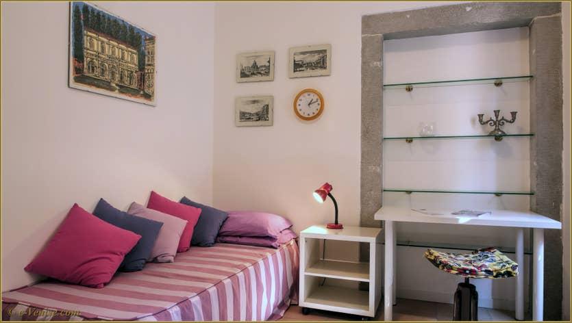 Location Laguna Crose à Venise, la seconde chambre