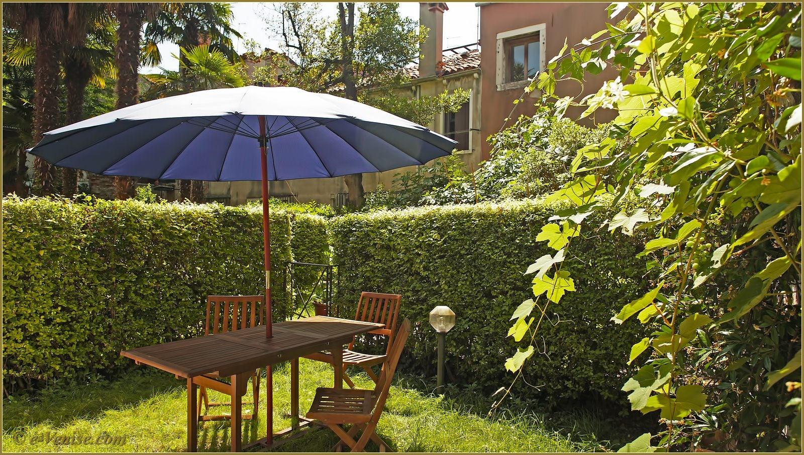 Location appartement venise jardin ponte dei greci 4 for Jardin principal location