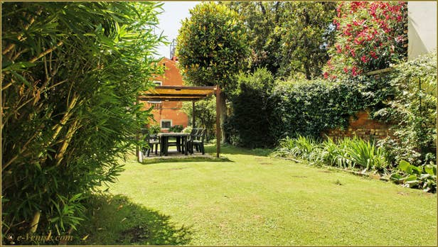 Location appartement venise jardin 4 personnes san vio for Location appartement jardin