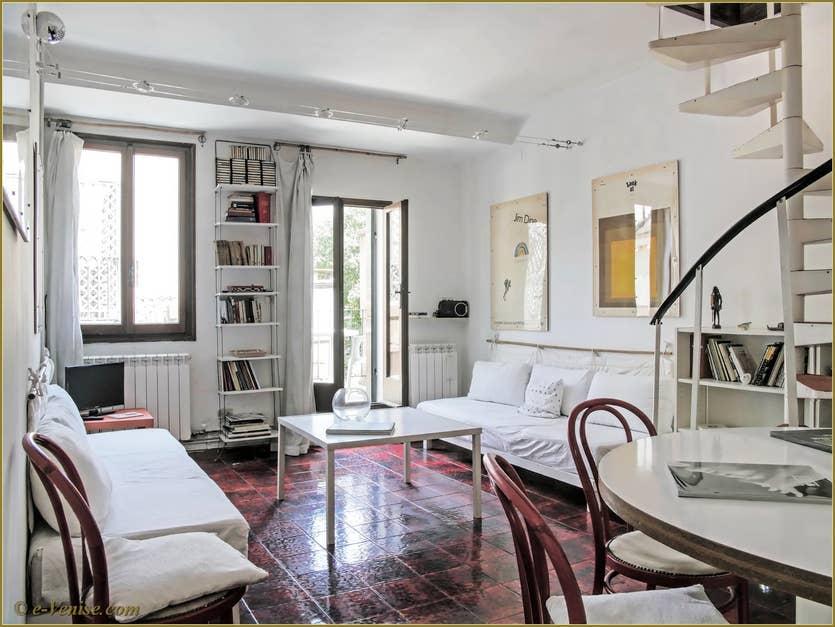Location Appartement Venise Terrasse Lorenzo Terrazza 5