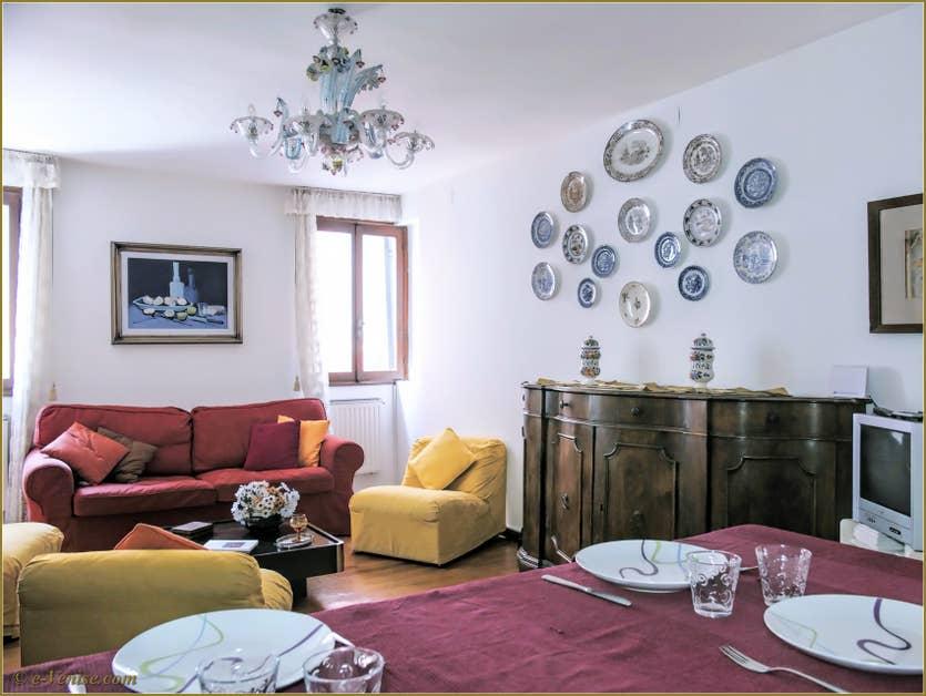 Location Appartement Venise San Lorenzo 6 Personnes 2 Chambres Castello E Venise Com