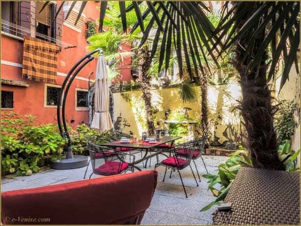 Location appartement venise avec jardin santa croce 2 for Location appartement jardin