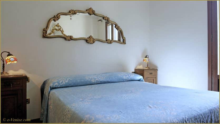 Location Santuzza à Venise, la première chambre