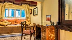 La Chambre de l'appartement Furatola Aponal à Venise