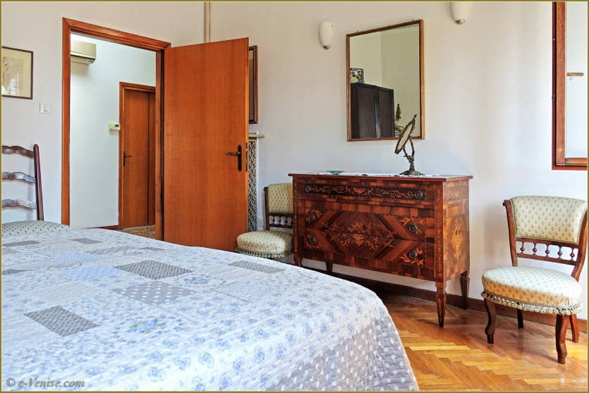 Location Greci View à Venise, la troisième chambre