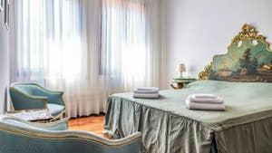 La Chambre Matrimoniale de Cerchieri Toletta