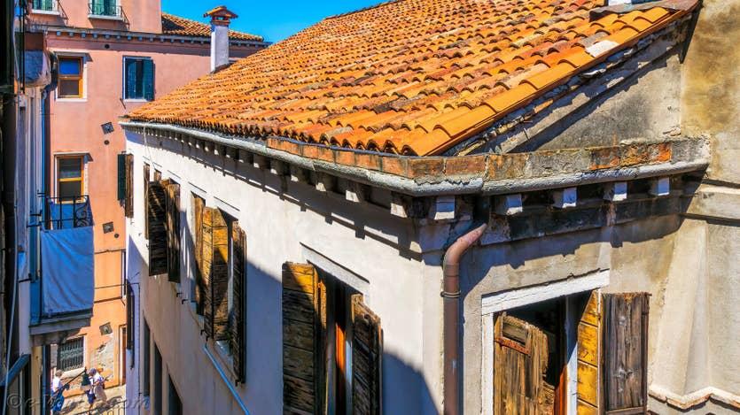 Location Cerchieri Toletta à Venise, la vue