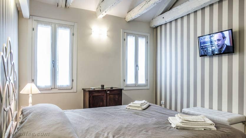 Location Felice Priuli à Venise, la seconde chambre