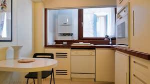 La cuisine de la Ferali Zulian, dans le sestier de Saint-Marc à Venise.