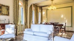 Le Salon Salle à Manger de Giovanni Terrasses à Venise.
