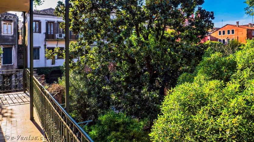Location Giovanni Terrasses : La Seconde Terrasse