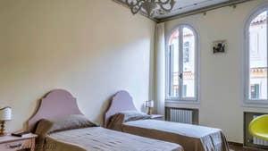 La Troisième Chambre de Giovanni Terrasses à Venise.