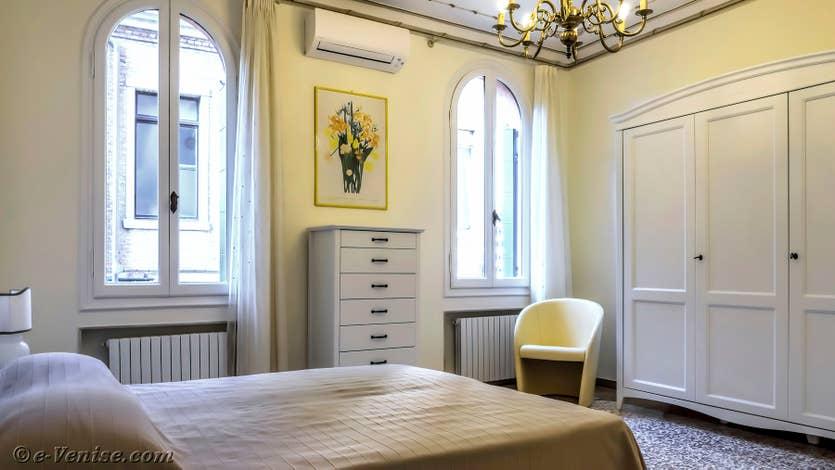 Location Giovanni Terrasses : La Seconde Chambre