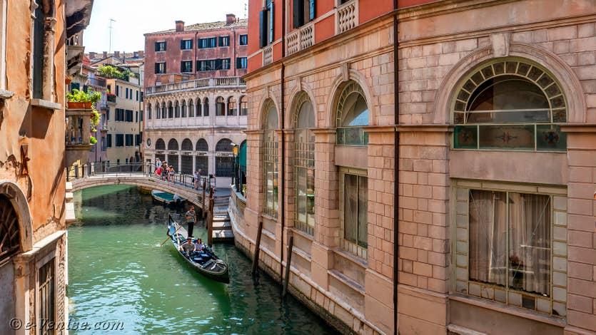 Location Goldoni Vista, la vue depuis l'appartement