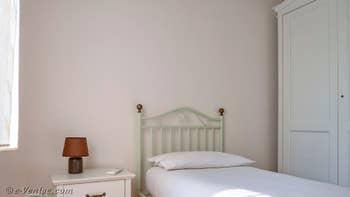 La seconde chambre individuelle de Goldoni Vista, dans le Sestier de Saint-Marc à Venise.
