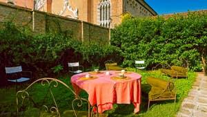 Le Jardin de l'appartement Jardin de l'Orto à Venise.