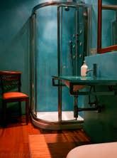 La seconde Salle de Bains de l'appartement Jardin de l'Orto à Venise.