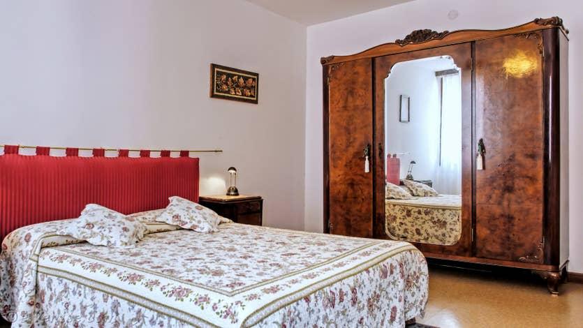 Location Jardin del Marangon à Venise, la première chambre