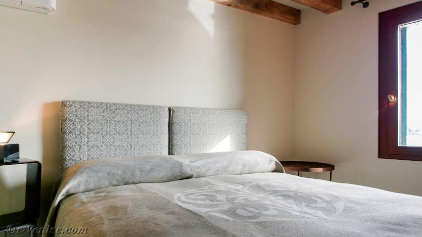 Location Jardin Santo, la chambre avec vue sur la Giudecca