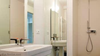 La Seconde salle de bains Jardin Santo