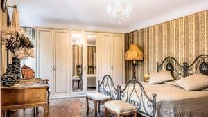 La Chambre Matrimoniale de l'appartement