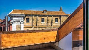 La petite Terrasse de Malpaga Terrasse