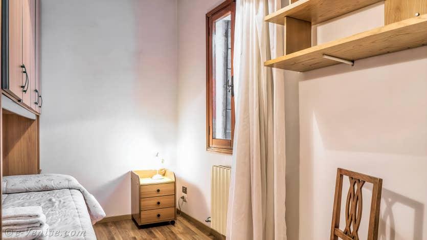 Location Malpaga Toletta à Venise, la première chambre
